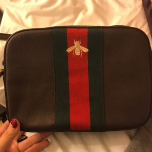 Gucci camera bag